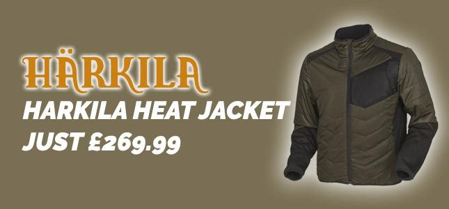 Harkila Heat Jacket In Stock Now
