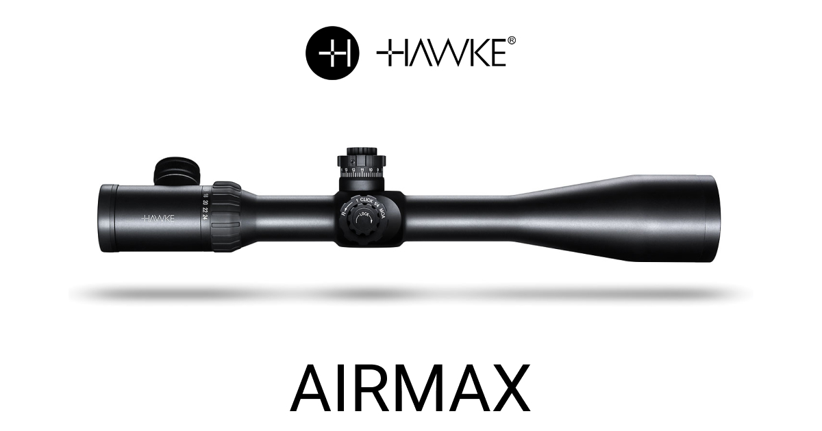 Hawke Airmax Rifle Scopes