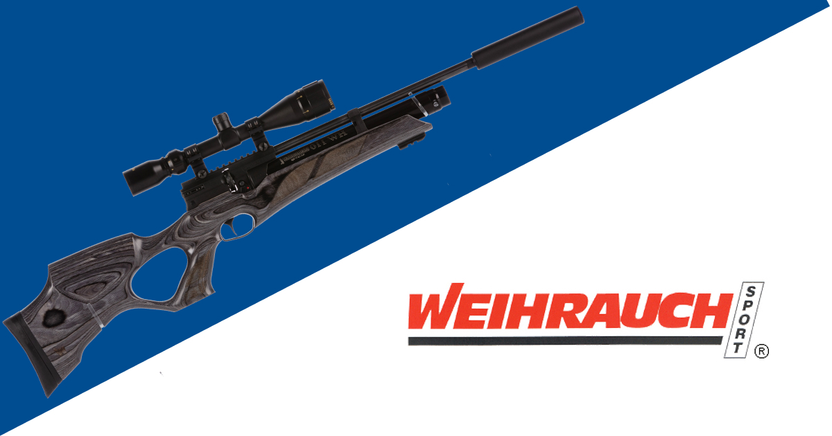 The Weihrauch HW110KT & T Have Landed