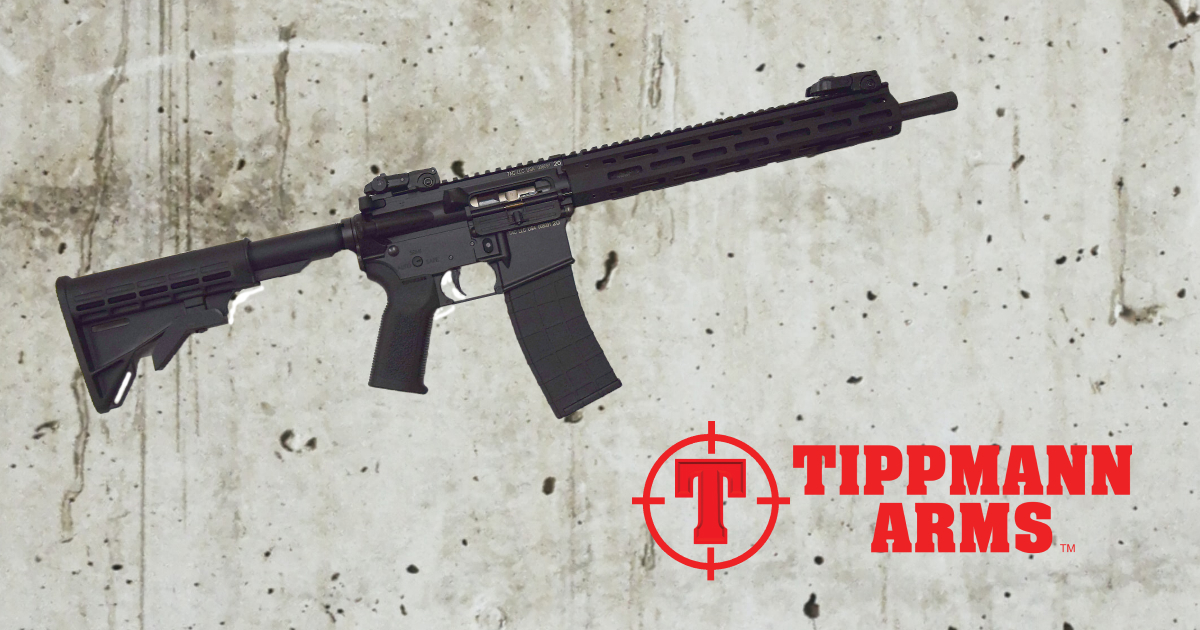 New Tippmann Arms Elite-LF-Fluted