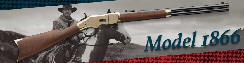Winchester 1866 .38 Special Banner
