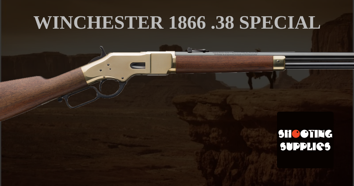 Winchester 1866 38 Special