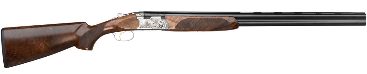 Beretta Silver Pigeon III Side Profile