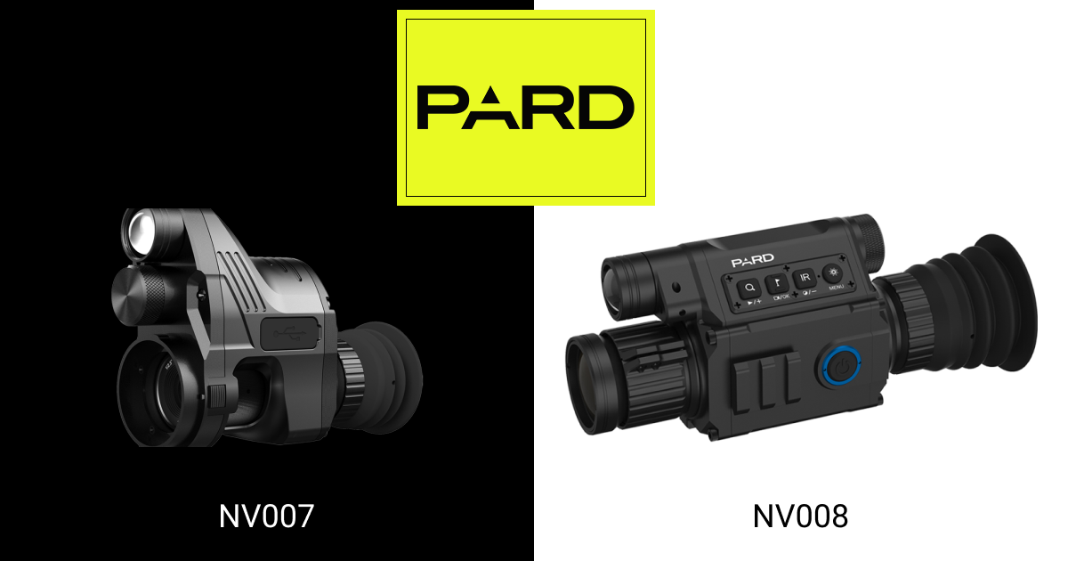 Pard Night Vision Scopes Are Back!
