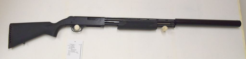 Image of the Mossberg 500 Hushpower .410