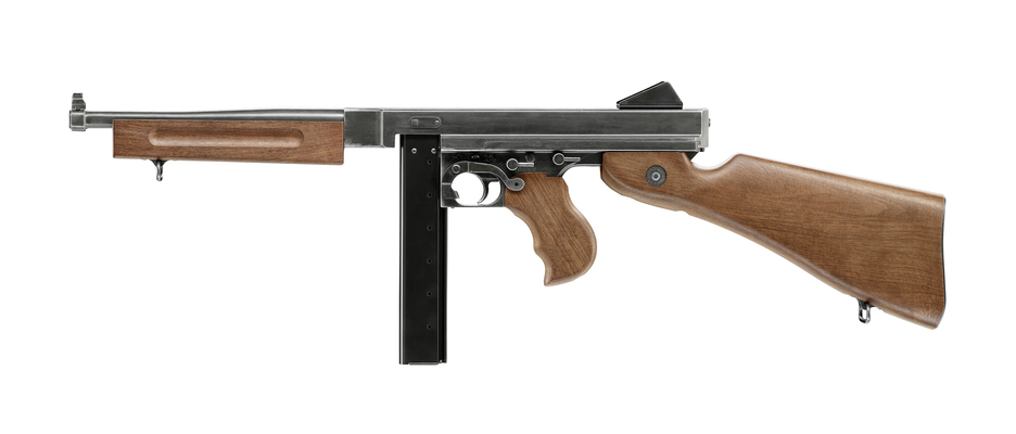 Image of the Umarex M1A1, Tommy gun Replica