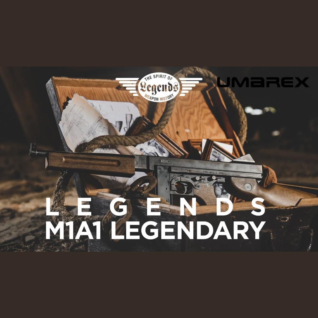 Umarex Legends M1A1 Tommy Gun