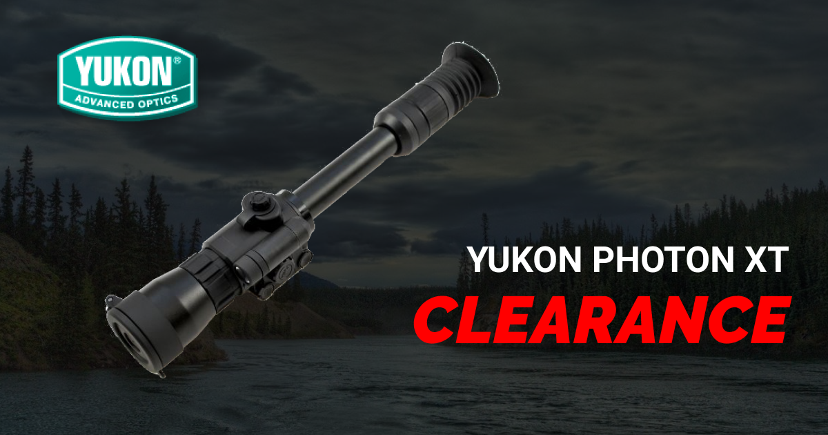 Yukon Photon XT 6.5x50 Winter Sale