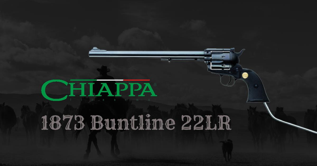 Chiappa 1873 Buntline Long Barrel Pistol