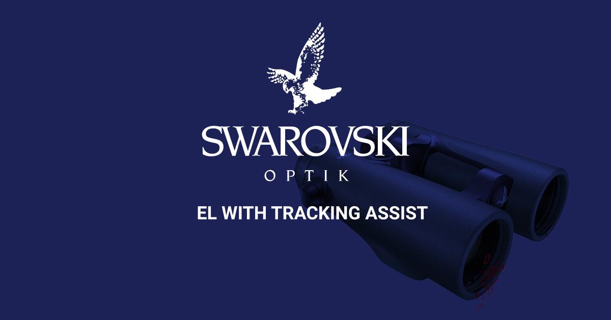 The New Swarovski Optik EL Rangefinding Binoculars, with Tracking Assist