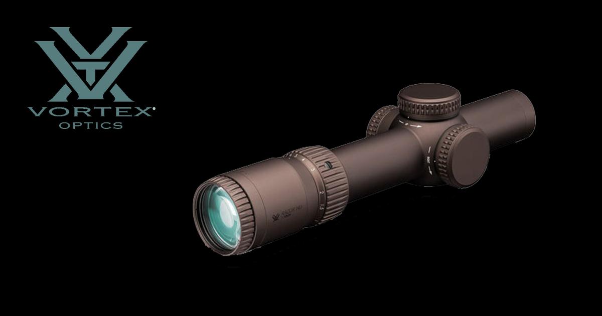 The Vortex Razor HD Gen III 1-10x24