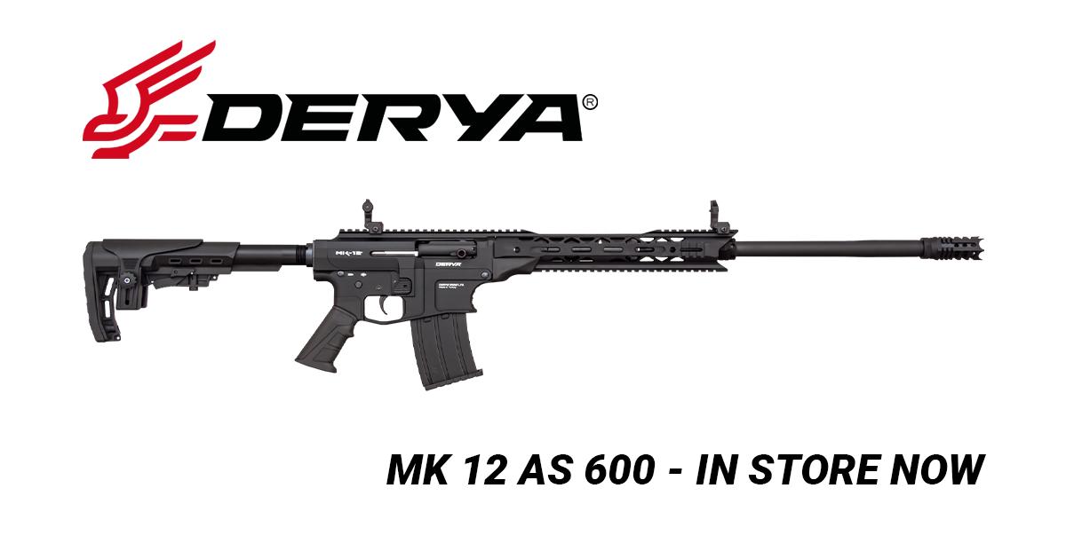 Derya MK 12, The Alternative Semi Auto Shotgun