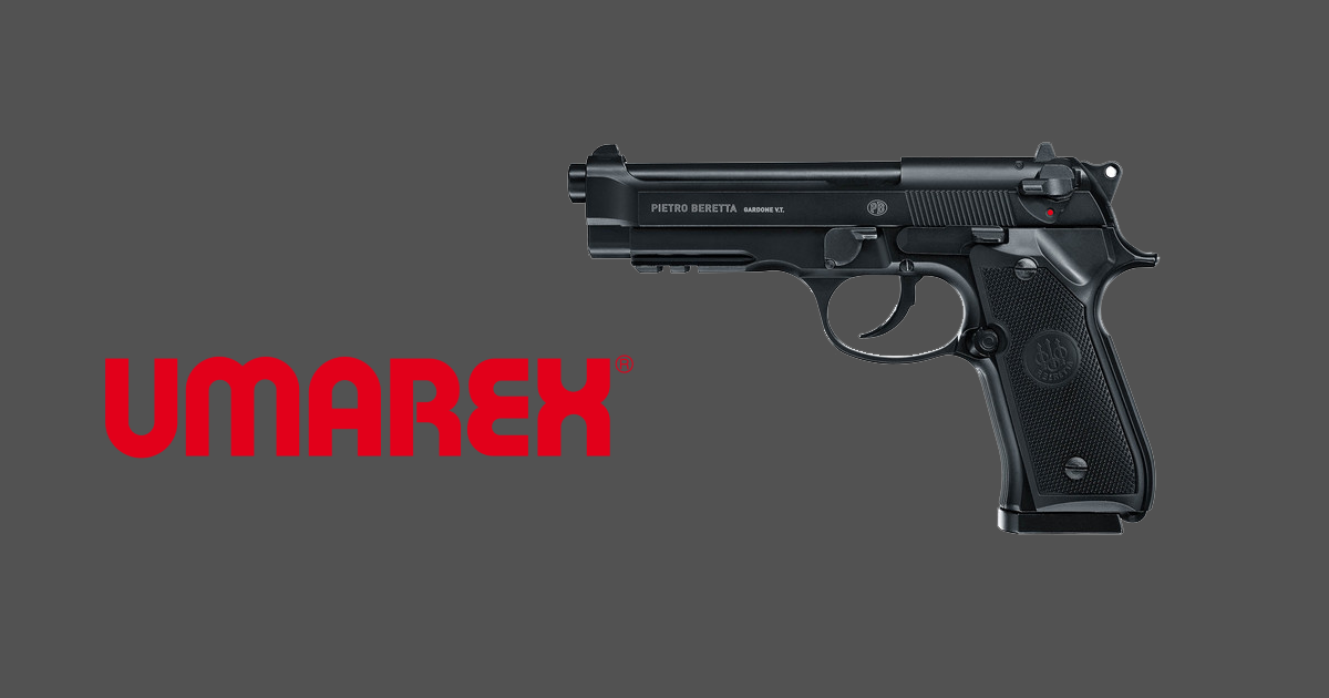 The Umarex Beretta M92 A1 .177