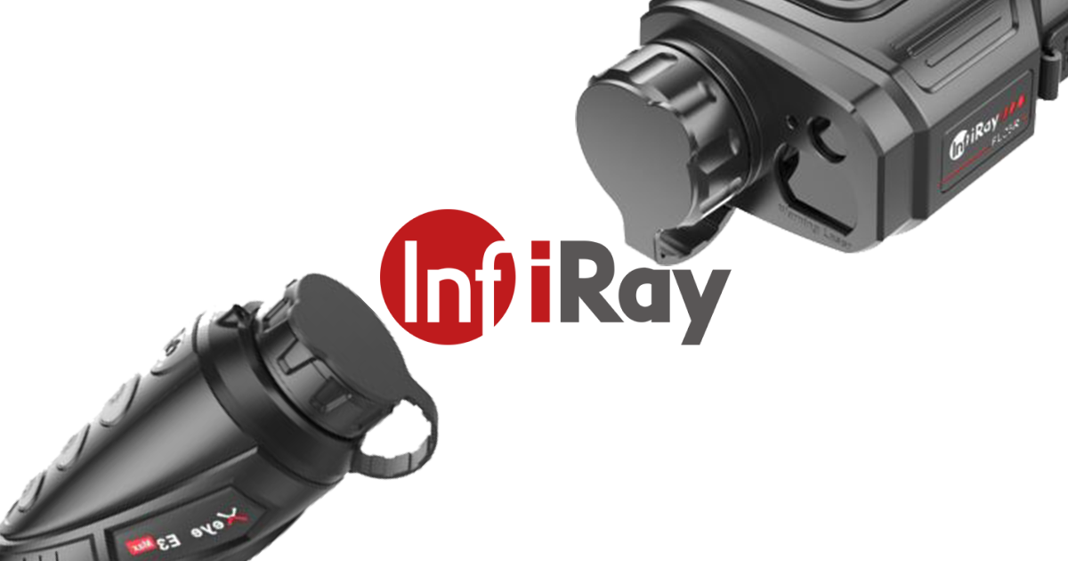 New Infiray Thermal Range In Store!