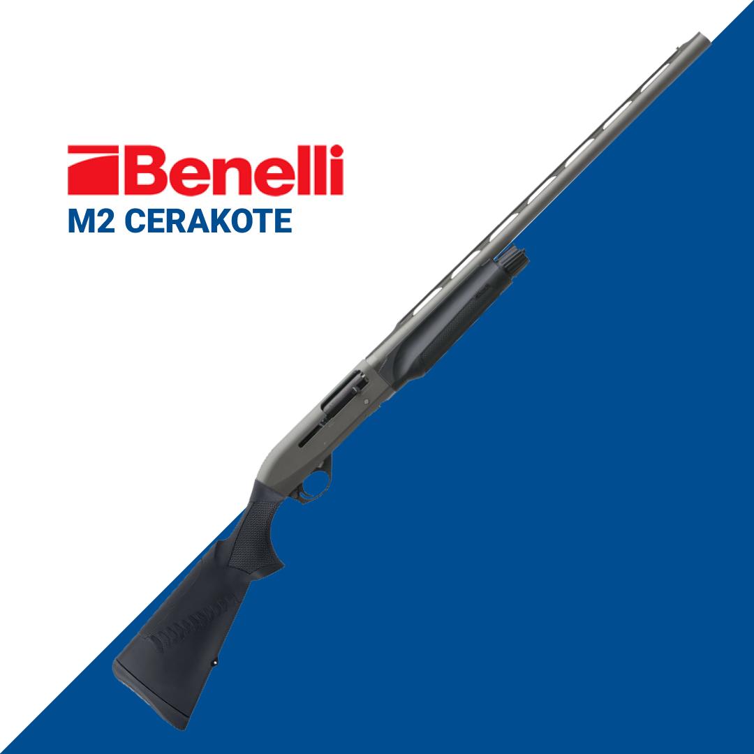 Benelli M2 ComforTech Cerakote