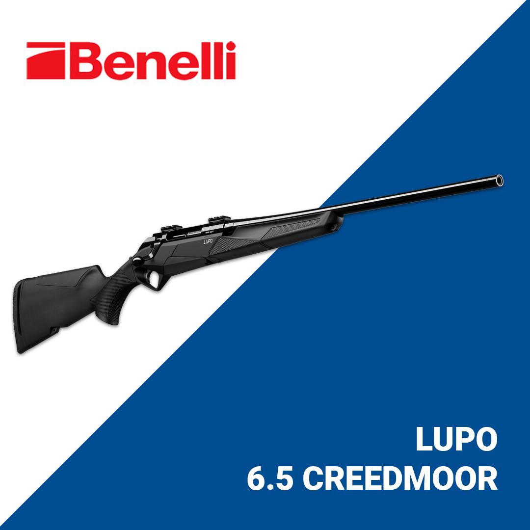 Benelli Lupo 6.5 Creedmoor In Stock Now!