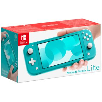 Nintendo Switch Lite / Бирюзовый / 32GB