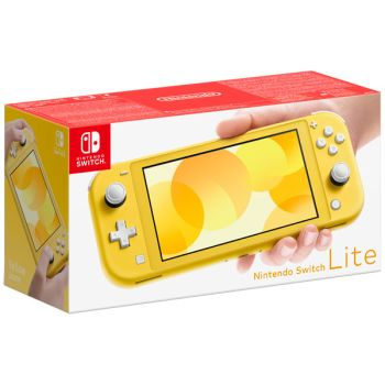 Nintendo Switch Lite / Желтый / 32GB