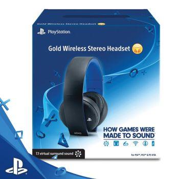 Наушники PS Gold Wireless Stereo Headset