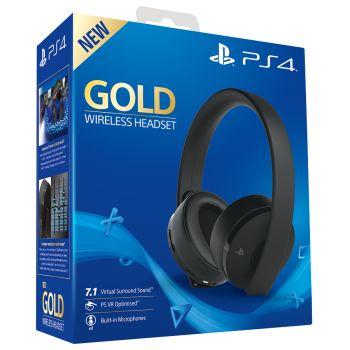 Наушники PS Gold Wireless Headset