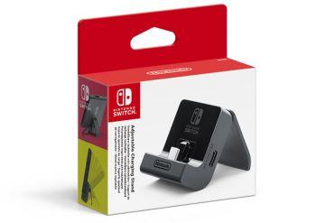 Подставка для подзарядки Nintendo Switch