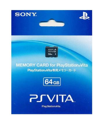 Карта памяти PS Vita 64Gb