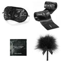 Porduct image for Bijoux Indiscrets Green Label Body Instruments of Pleasure Kit