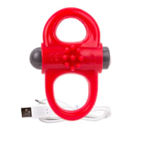 Porduct image for Screaming O Yoga Rechargeable Reversible Cock Ring