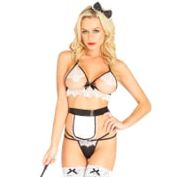 Porduct image for Leg Avenue Naughty French Maid