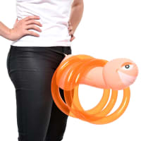 Porduct image for Mr Party Pecker Inflatable Ring Toss Game