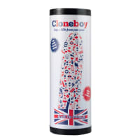 Porduct image for Cloneboy Made By Yourself England Cast Your Own Dildo