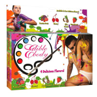 Porduct image for Edible Body Paints