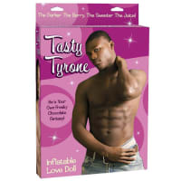 Porduct image for Tasty Tyrone Love Doll Bachelorette Party