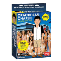 Porduct image for Crackhead Charlie Sex Doll