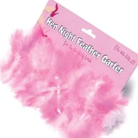 Porduct image for Hen Night Feather Garter