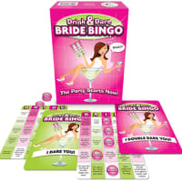 Porduct image for Bride Bingo Hen Party Saucy Game