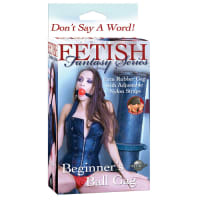 Porduct image for Fetish Fantasy Series Beginners Ball Gag