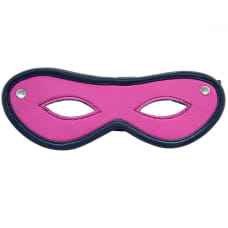Buy Rouge Garments Open Eye Mask Pink Online