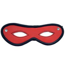 Buy Rouge Garments Open Eye Mask Red Online