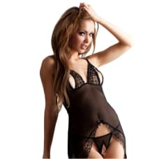 Buy Cottelli Open Cup and Crotch Baby Doll Online