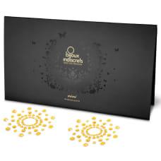 Buy Bijoux Indiscrets Mimi Nipple Jewels Gold Online