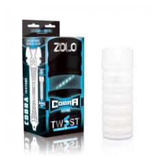 Buy Zolo Cobra Twist Masturbator Cup Online