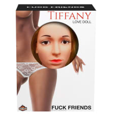 Buy Tiffany Inflatable Life Like Love Doll Online