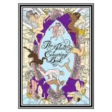 Buy The Adult Colouring Book Online