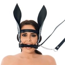 Buy Horsebit Mouth Gag With Reins And Ears Online