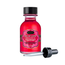 Buy Kamasutra Strawberry Dreams Oil Of Love Kissable Body Oil Online