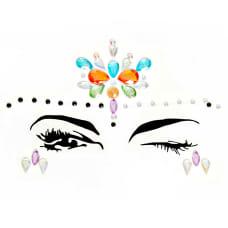 Buy Elora Eye Jewels Sticker EYE006 Online