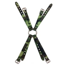 Buy Rouge Army Camouflage Chest harness Online