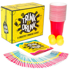Buy Trunk of Drunk 8 Greatest Drinking Games Online