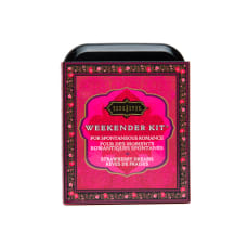 Buy Kama Sutra Weekender Kit In A Tin Strawberry Dreams Online